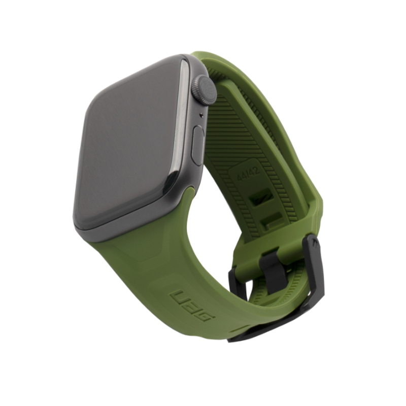 Dây đeo Apple Watch 44mm UAG Scout Straps Silicon