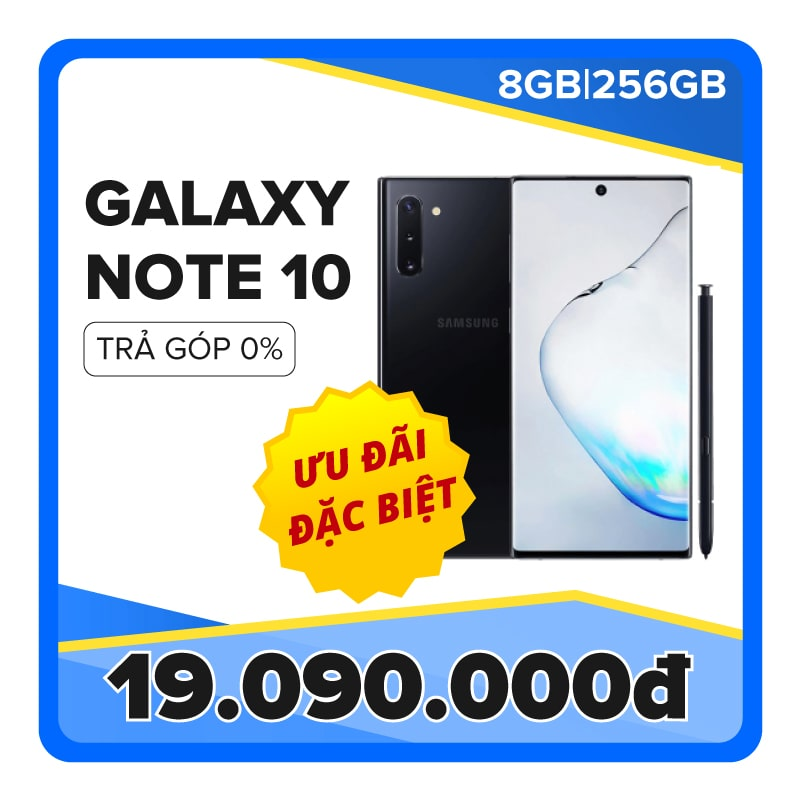 Samsung Galaxy Note 10 (8GB|256GB) (CTY)
