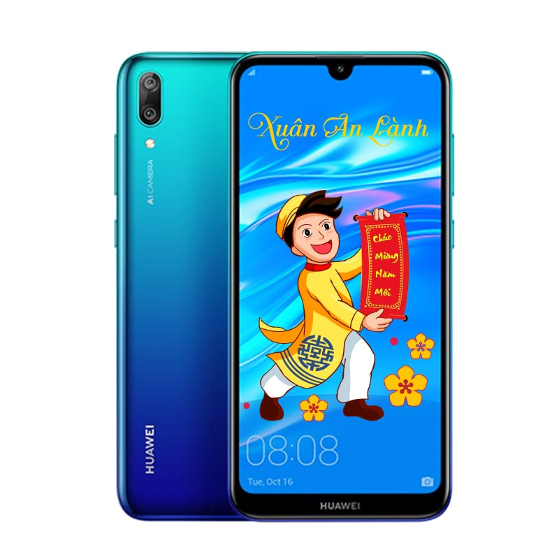 Huawei Y7 Pro 2019 (CTY)