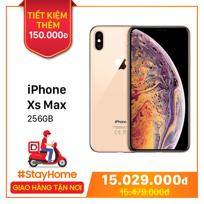 iPhone Xs Max 256GB (Like New)