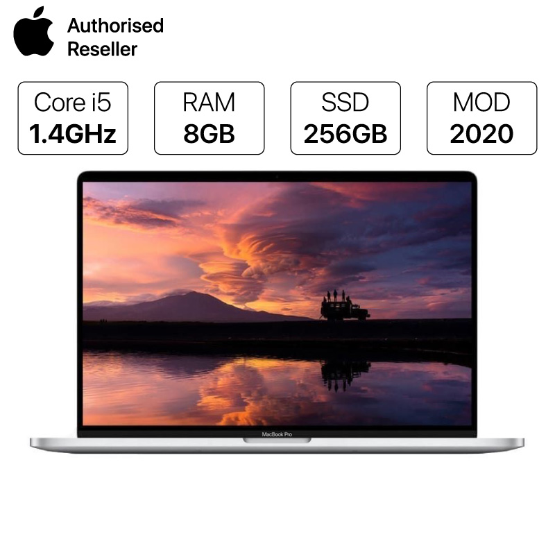 Macbook Pro 13 Touch ID Core i5 1.4GHz/8GB/256GB (2020) (Fullbox) cũ