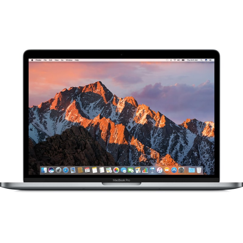 Macbook Pro Retina 13 Inch Core i5 2.3/8GB/256GB (2017) (Like New)