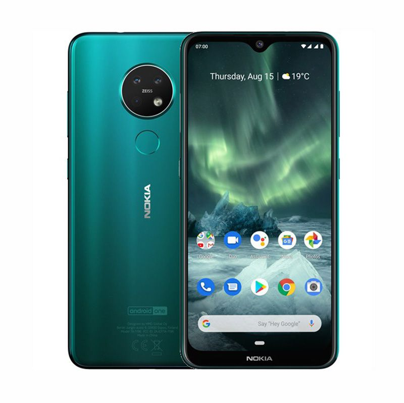 Nokia 7.2 (4GB|64GB) (CTY) (FullBox - Like New)