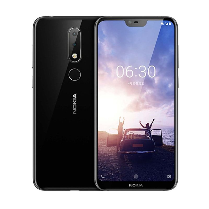 Nokia X6 TA-1099 (4GB|64GB) (Like New)