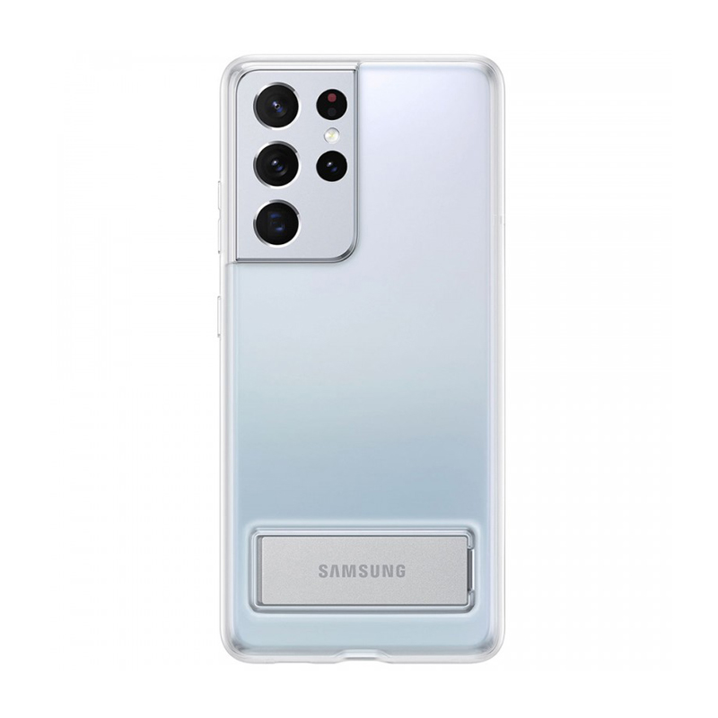 Ốp lưng Clear Standing Samsung Galaxy S21 Ultra