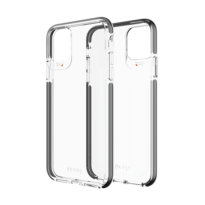 Ốp lưng iPhone 12 Pro Max chống sốc GEAR4 D3O Crystal Palace