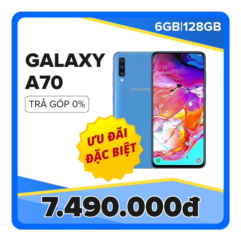 Samsung Galaxy A70 (6GB|128GB)