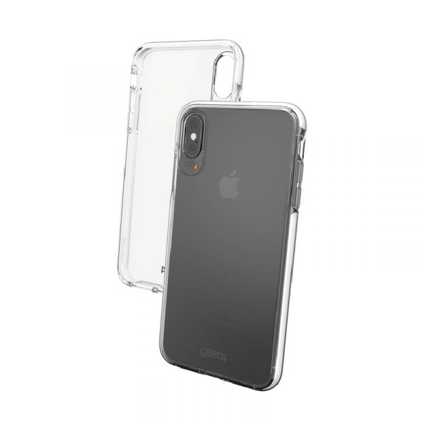 Ốp lưng chống sốc iPhone Xs Max GEAR4 D3O Crystal Palace