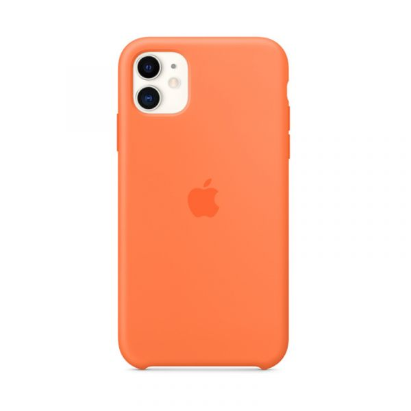 Ốp lưng iPhone 11 Silicone