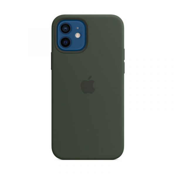 Ốp lưng iPhone 12/12 Pro Silicone Case with MagSafe