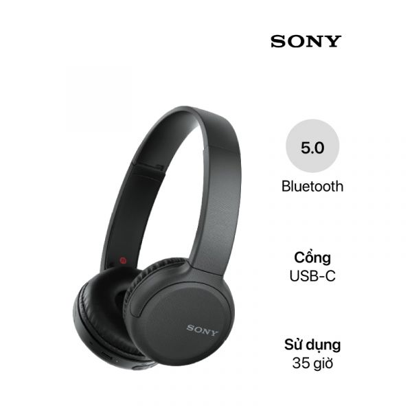 Tai nghe Sony Bluetooth MDR WH510