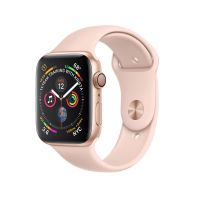 Apple Watch Series 4 Gold Stainless Steel 44mm Stone Sport Band (GPS+CELLULAR)