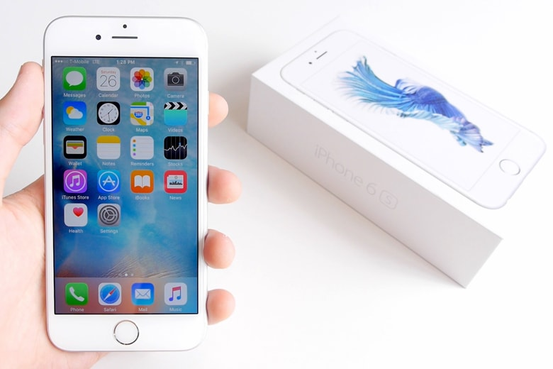 iPhone 6S 16GB Quốc Tế Like New 90% (C)