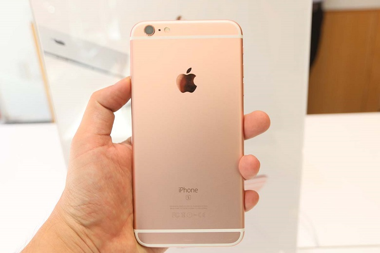 iPhone 6S Plus 16GB Lock Like New 99% (A)