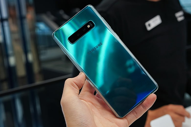 Samsung Galaxy S10 Plus SM-G975F/DS (12GB|1TB) (CTY)