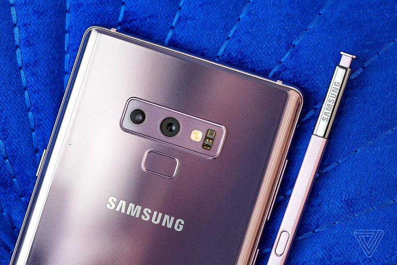 Samsung Galaxy Note 9 512GB Bản Mỹ (Like New)