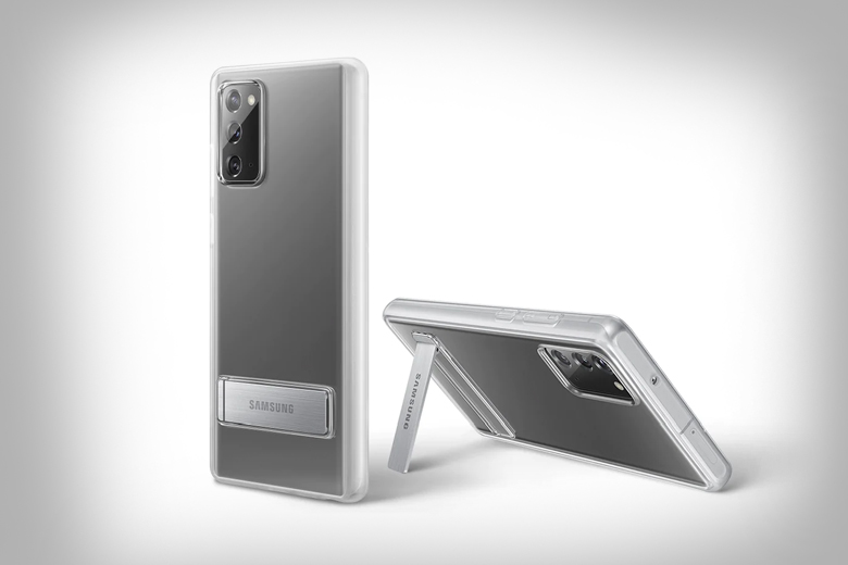 Ốp lưng Clear Standing Samsung Galaxy Note 20