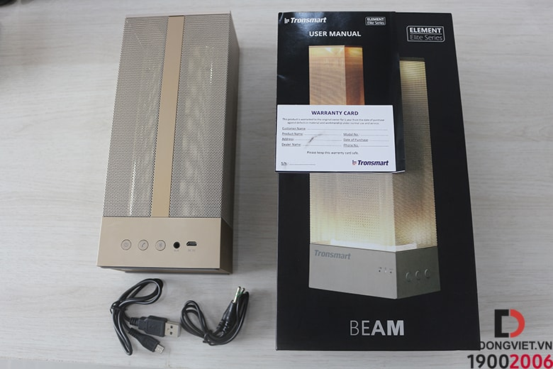 Loa Bluetooth Tronsmart Beam
