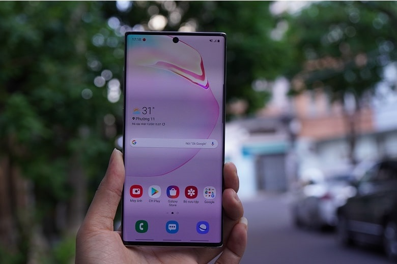 Samsung Galaxy Note 10 Plus 5G 256GB (Bản Mỹ) (Like New)
