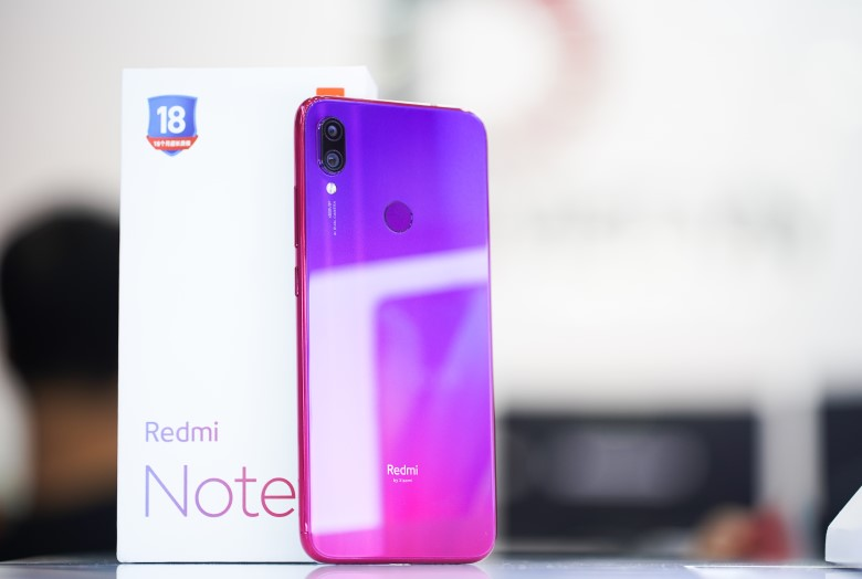 Redmi Note 7 (4GB|64GB) (CTY) (Like New - FullBox)